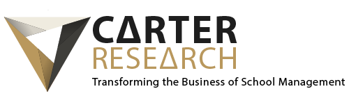 Carter Research - Transforming the Business of School Management Forever